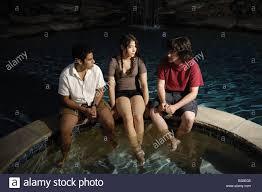 Teen boys in hottub pics