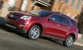 2010 Chevrolet Equinox – Review – Car and Driver