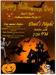 halloween template flyer halloween party flyer template flyer designs templates