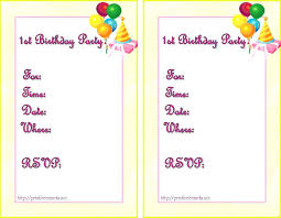 make free birthday invitations online luxury birthday invitation card maker with photo or creating