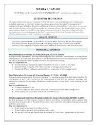 Surgical Tech Resume Examples Vet Tech Resume Samples Surgical