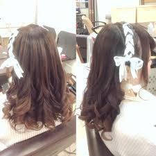 魔法にかかったようなドーリーヘアに女の子の永遠の憧れを叶えるヘア