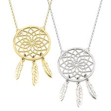 Dream Catcher Jewlery Dream Catcher Necklace 1