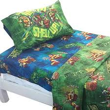 Ninja Turtle Bedding: Amazon.com