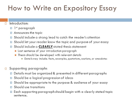 expository t chart what is expository writing ppt video online how to write an expository essay