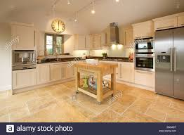 Limestone Flooring In Kitchen Limestone Floor Stock Photos Limestone Floor Stock Images Alamy