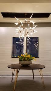 tech lighting on twitter 45 glass spurs accent the led lights in the spur grande chandelier for dramatic impact lightovation
