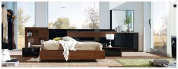 Bedroom Compact Black Modern Bedroom Sets Light Hardwood Pillows