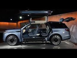 luxury full size suv 2018 lincoln navigator interior best luxury full size suv youtube