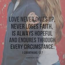 Christian Love Quotes I doand always wil homeword Christian love quote Love 8