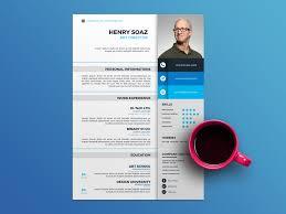 Resume Modern Te Soaz Resume Free Modern Resume Template With Simple Design