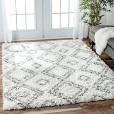 large size of gray and white area rug fluffy white area rug bedroom fluffy white area