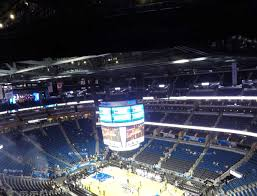Amway Center Section 221 Seat Views Seatgeek
