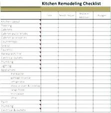 bathroom remodel checklist template kitchen remodel checklist kitchen remodel budget worksheet bathroom remodel checklist kitchen remodel