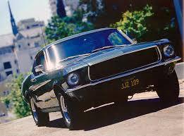Bullitt and Steve McQueen's Ford Mustang 390 GT vs Dodge Charger ...