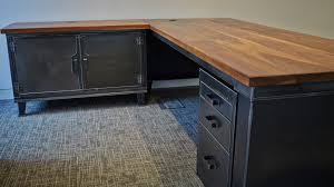 industrial office desk. Handmade Luxury Industrial Office Furniture By Steel Vintage Desk L