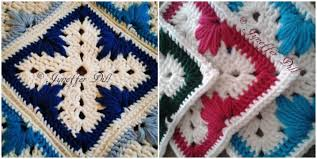 Free Crochet Granny Square Patterns