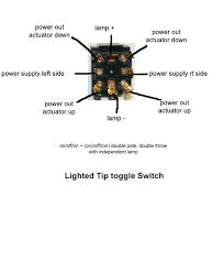carling rocker switches wiring diagram