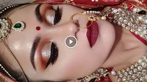 traditional bridal makeup tutorials for