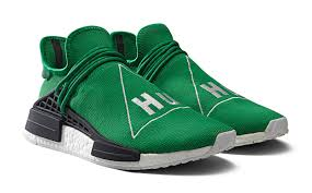 adidas shoes nmd green. pharrell x adidas nmd hu collection shoes nmd green e