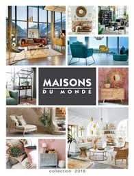 catalogue maisons du monde