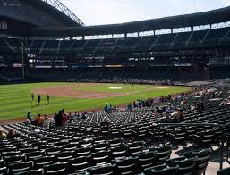 Seattle Mariners Seating Chart T Mobile Park Section 144 Seat Views Seatgeek