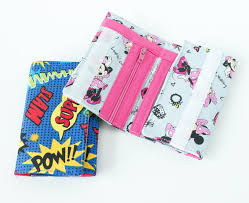 Free Wallet Sewing Pattern Awesome Design