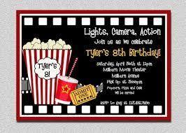 Movie Night Invitation Template Free Image Result For Movie Ticket Invitation Template Free Printable