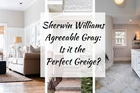 sherwin williams agreeable gray is it