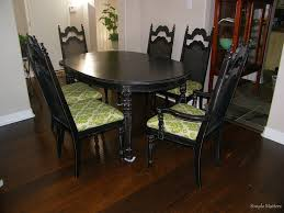 distressed black dining room table. Black Distressed Dining Chairs Remarkable 20 Best Painted Sets Images On Pinterest Set Home Design 15 Room Table N