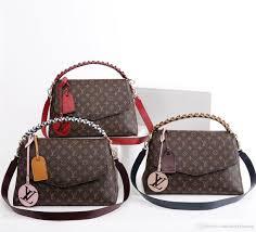 Designer Bags At Discount Prices A2019 Premium Handbag 2019 Luxury Brand Female Handbag Famous Designer Handbag Famous Designer Luxury Backpack 35 24 15cm