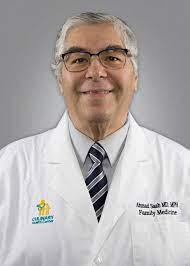 Learn about Ahmad Saab, M.D., MPH