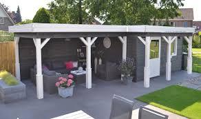 Gartenhaus Karolina GS52o - Maßarbeit möglich - Lugarde