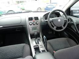 File:2007 Holden VZ Commodore (MY07) Executive station wagon 03 ...