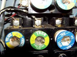 fuses in your home problem or no webster electric improper fuses