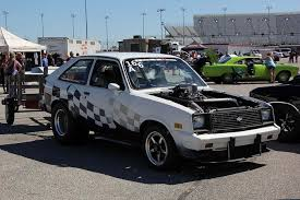 Chevy Chevette with a 1,500 HP BBC V8 – Engine Swap Depot