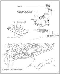 Toyota RAV4 Service Manual: Components - Knock sensor - 2Az-fe ...