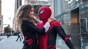 Spider Man Far From Home 2019 4k ...