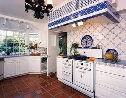 blue country kitchens. French Country Kitchen Decor Ideas With Blue And White Kitchens