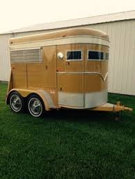 turquoise horse trailer horse trailer horse straight load wiring diagram 1972 miley horse trailer google search