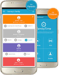 Familytime Parental Control Screen Time App For Android Ios