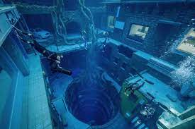 World's Deepest Pool - 60m 'Deep Dive Dubai' Opening This Month -  DeeperBlue.com