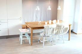 distressed white dining table modern round28