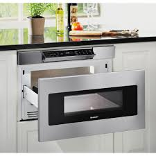 sharp microwave drawer. Shop Sharp Stainless Steel 24-inch Microwave Drawer - Ships To Canada Overstock.ca 9826777