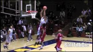 Ivan Elliott DUNKS OVER Kiwi Gardner!! - YouTube