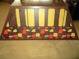table lights stained glass pool table lights vintage stained glass pool table light hanging