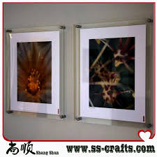acrylic wall mount picture frames elegant acrylic frames wall mount wall mount ideas