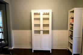 our new china cabinet set up ikea hemnes glass door cabinet charleston crafted