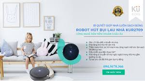 Robot Hút Bụi Lau Nhà Của Đức Kuchen - Home