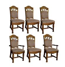 Singer Furniture Dining Room Chair Set Of   EBTH - Dining room chair sets 6